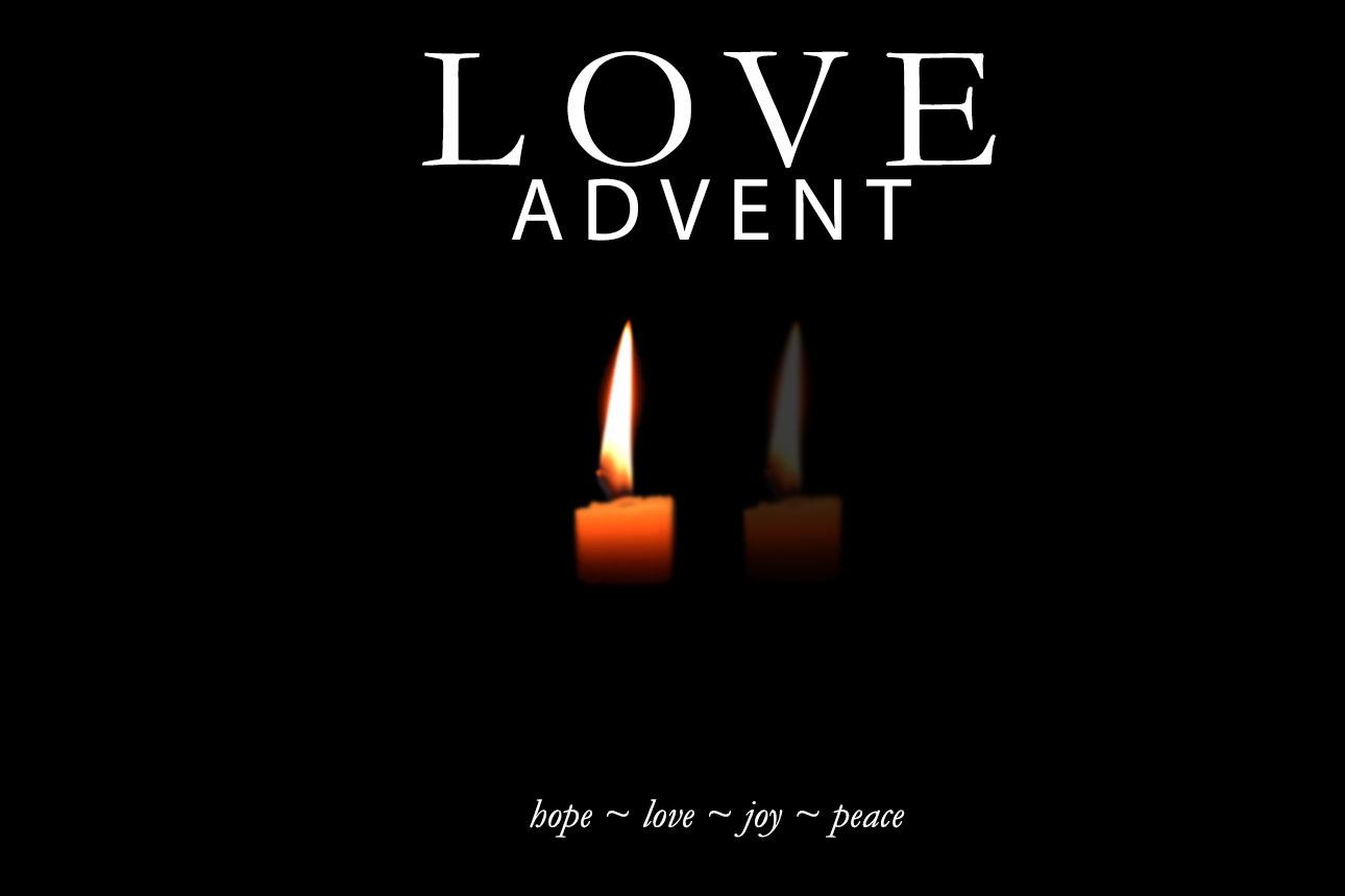the season of advent love spring hill baptist church. Black Bedroom Furniture Sets. Home Design Ideas